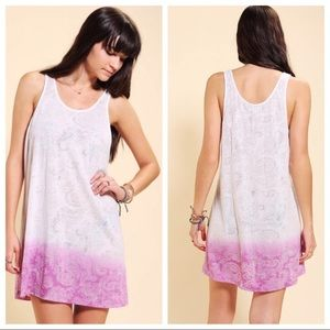 URBAN OUTFITTERS MINKPINK SKINNY DIP COVERUP DRESS